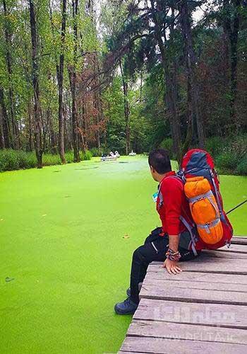دریاچه پارک سراوان