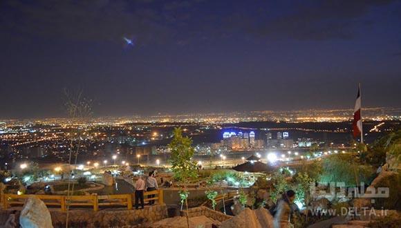 بام تهران غربی ها