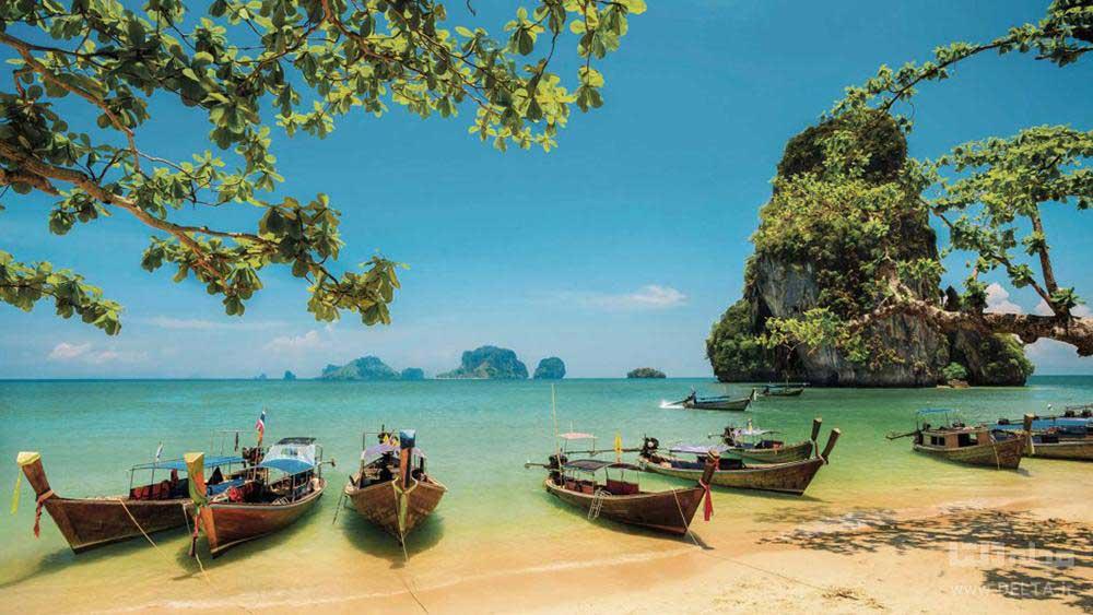 تایلند یکی از مقاصد گردشگری