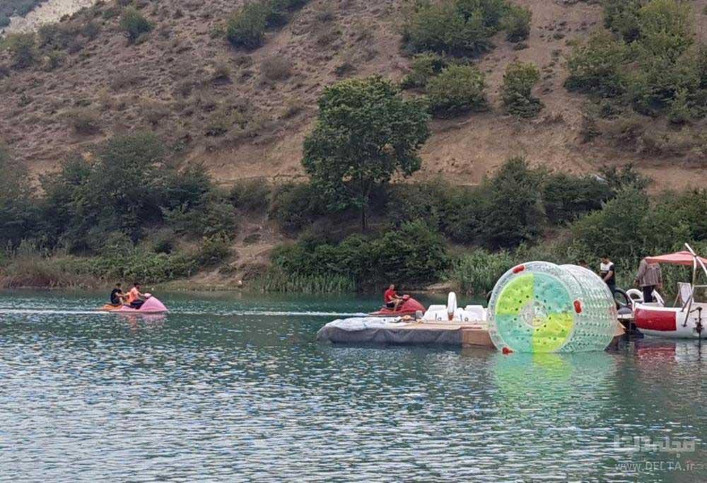 بیگ بال دریاچه ولشت