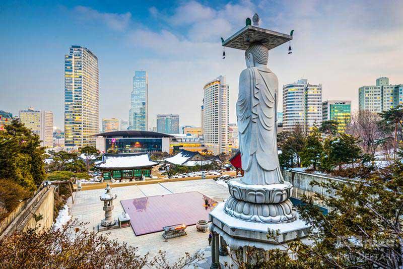 خانه ها در کره