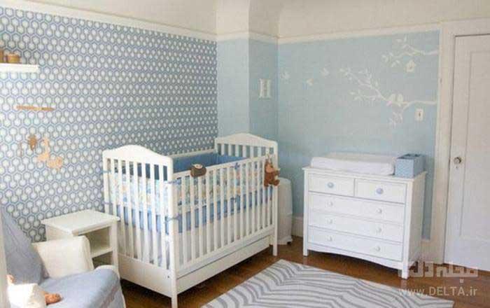 اتاق خواب کودکان باهوش