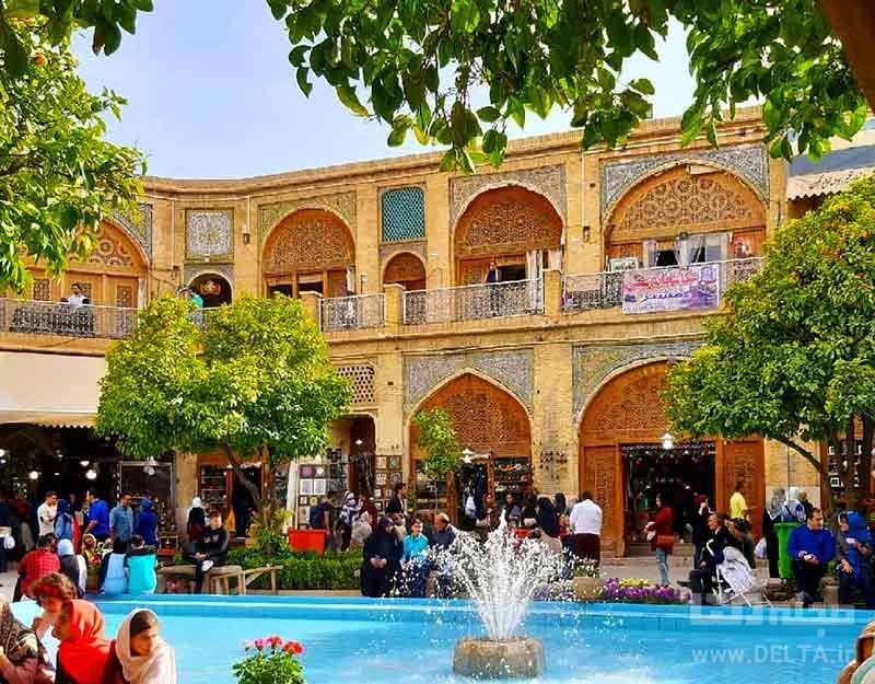 باغ وکیل شیراز