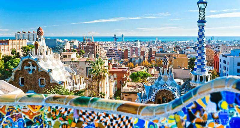 خانه ها در اسپانیا