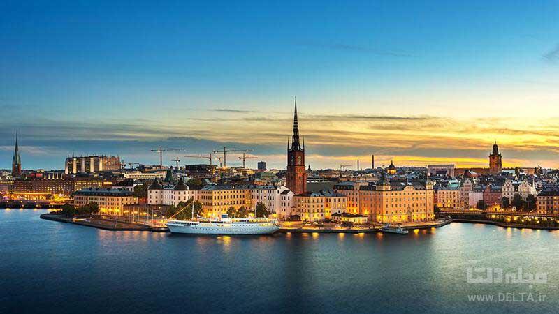 خانه ها در سوئد