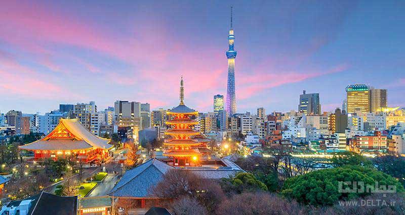 خانه ها در توکیو