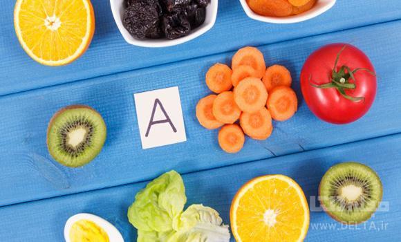 کمبود ویتامین A