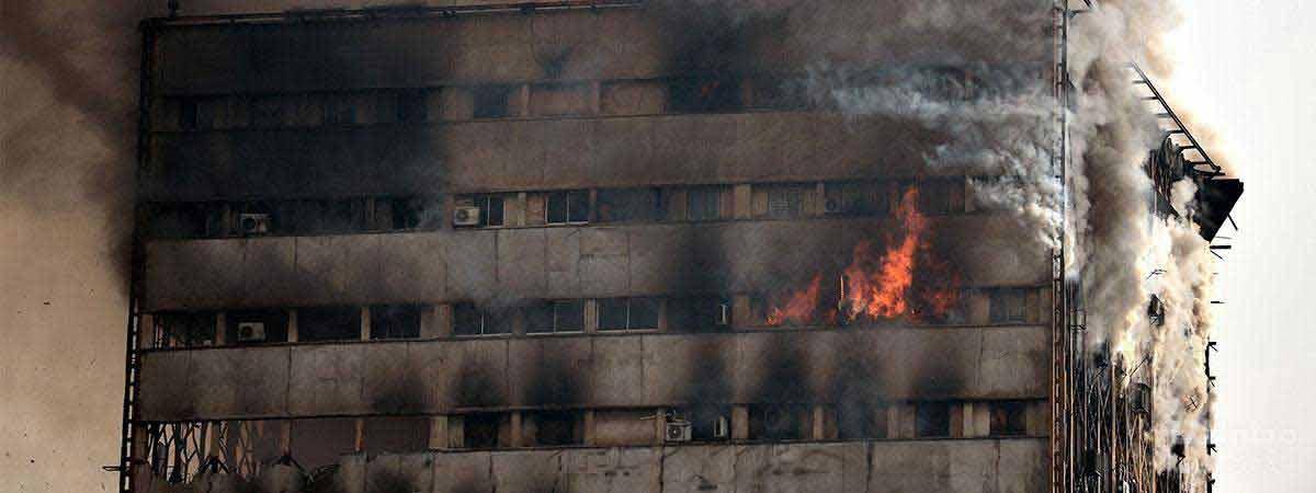 بیمه آتش سوزی ساختمان