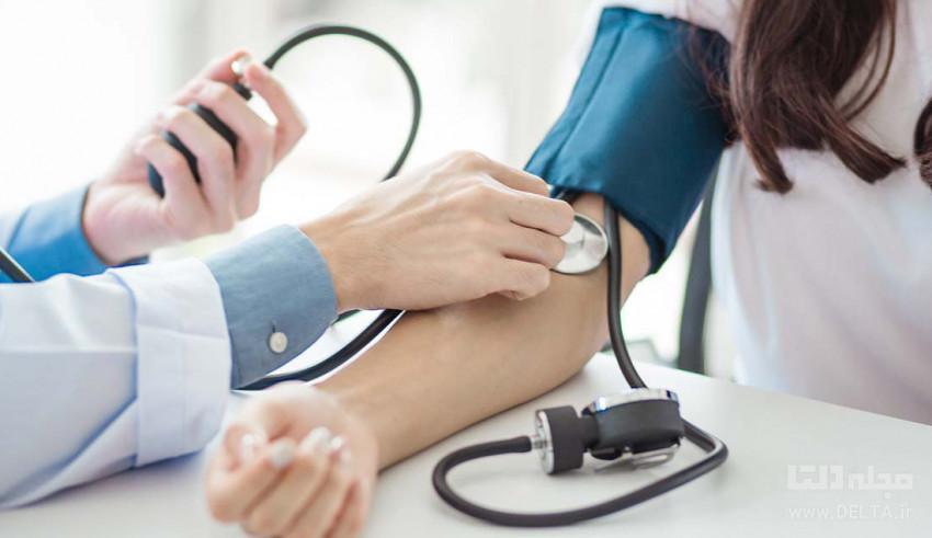 جلوگیری از فشار خون