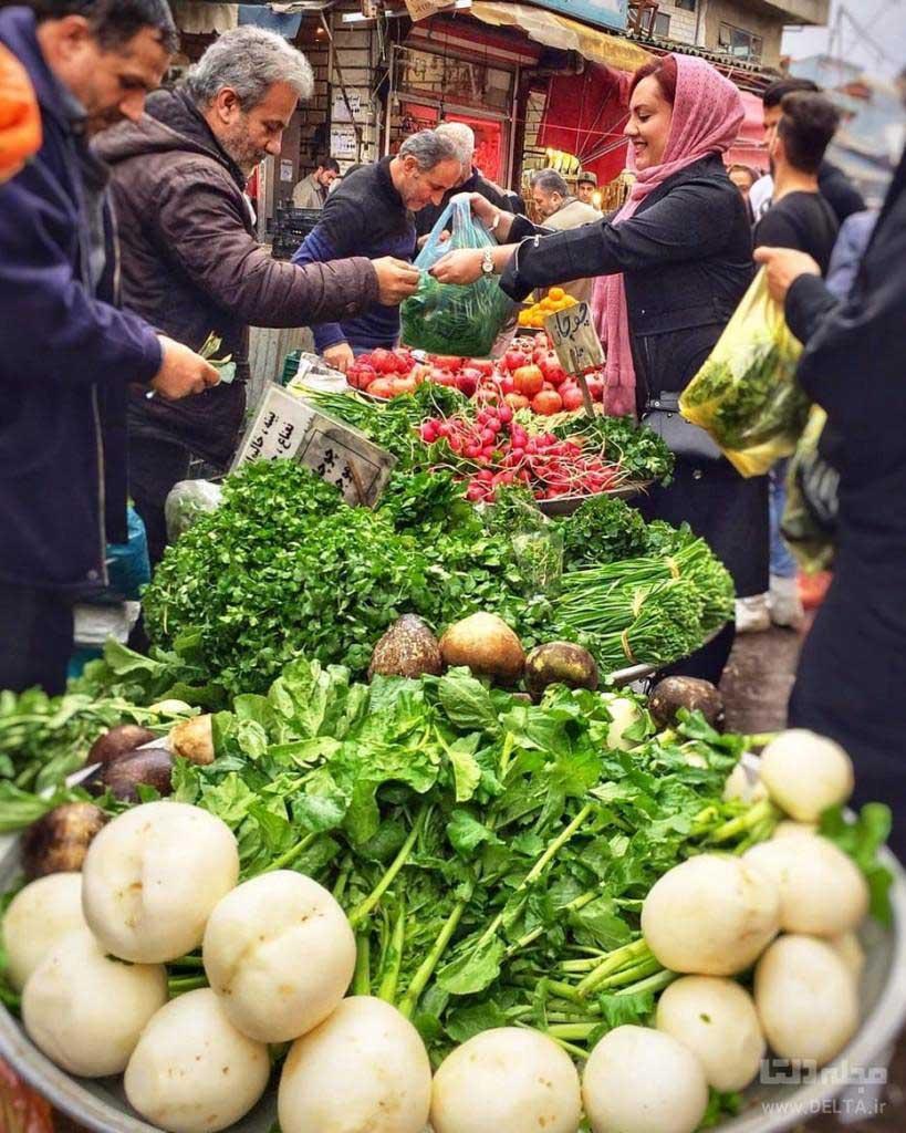 بازار روز گیلان