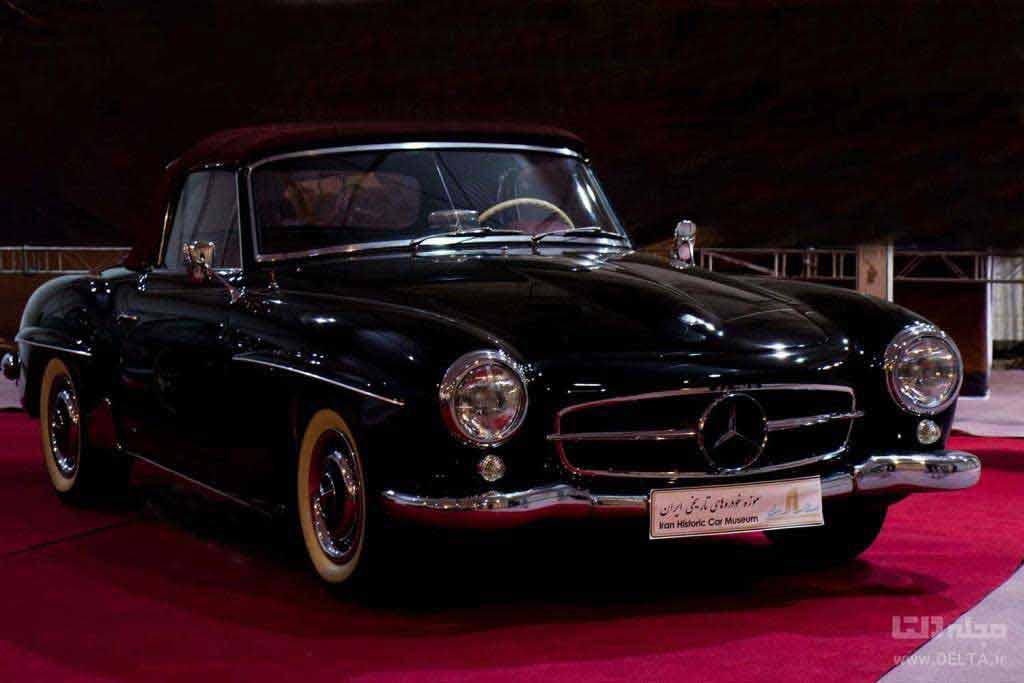 موزه خودروهای کلاسیک