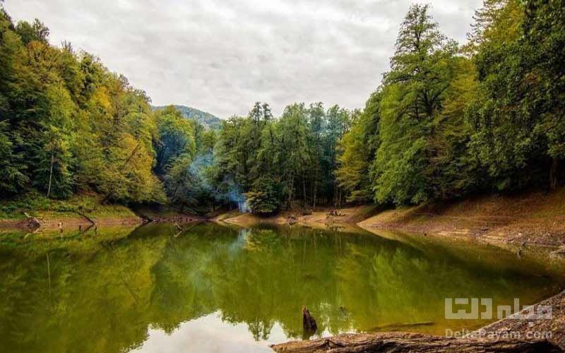 دریاچه چورت یا دریاچه میانشه