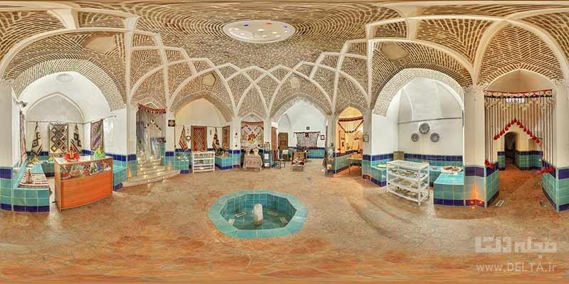 حمام نواب در محله عودلاجان تهران