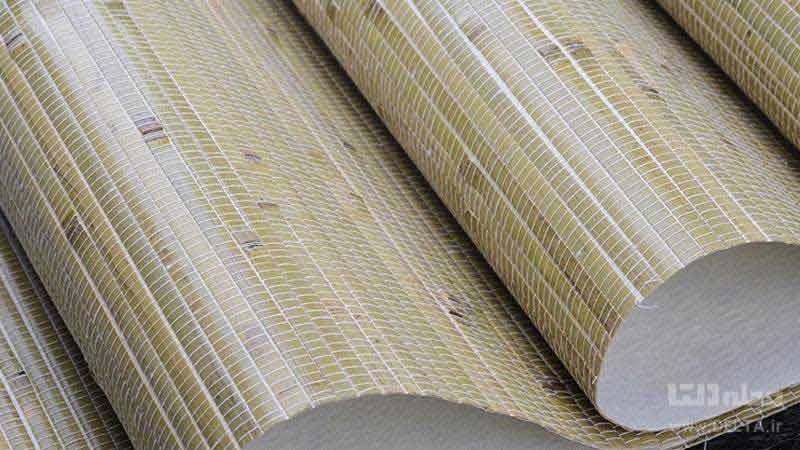 کاغذ دیواری بامبو