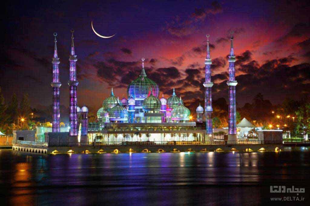 زیباترین مساجد چین