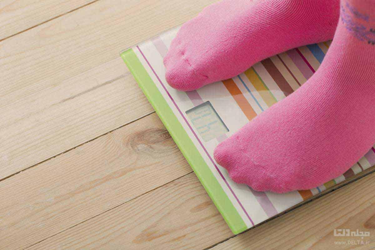 چاقی در خردسالان