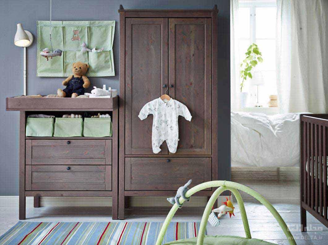 تزيين اتاق نوزاد
