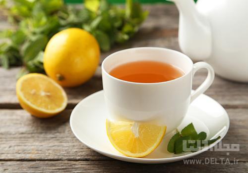 خواص چای لیمو
