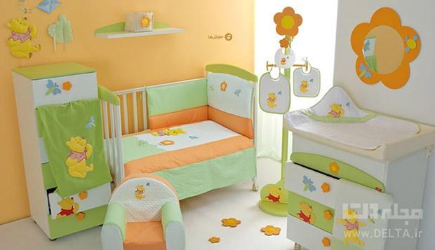 اتاق دختربچه