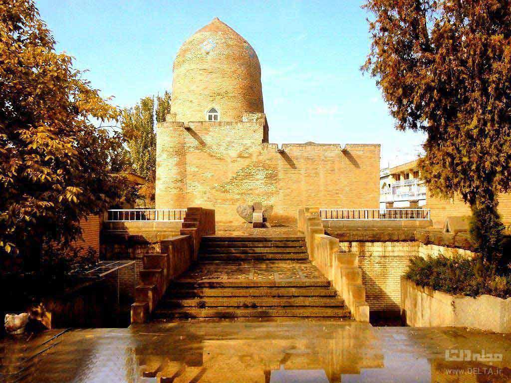 دهکده گنجنامه همدان