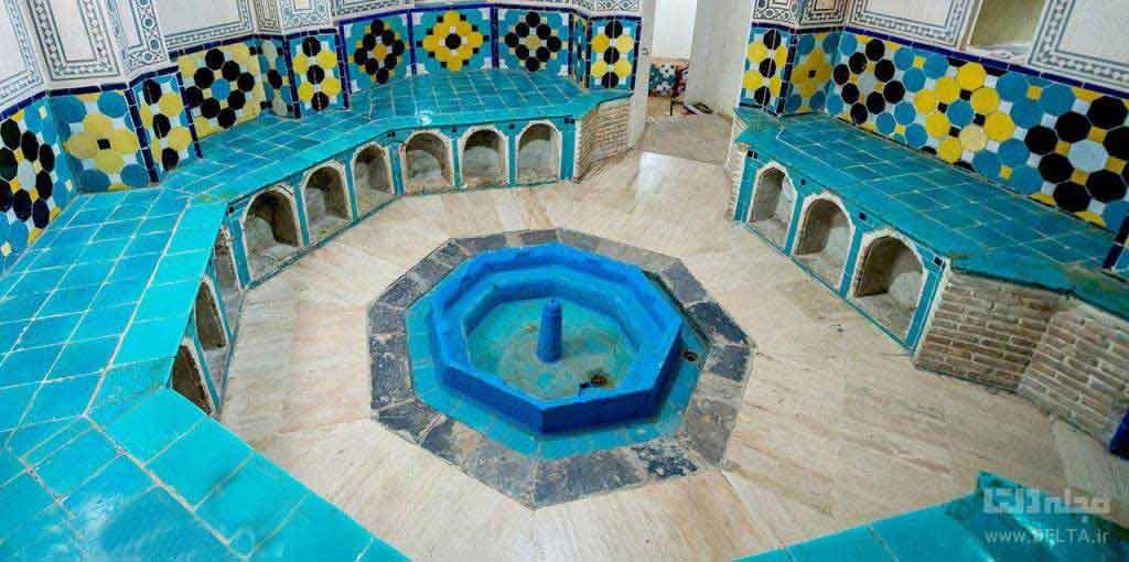 حمام سلطان اميراحمد