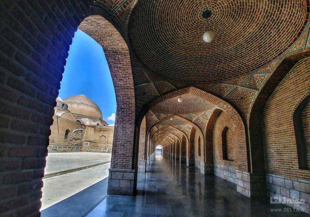 مسجد كبود