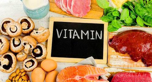 ویتامین های زیبایی