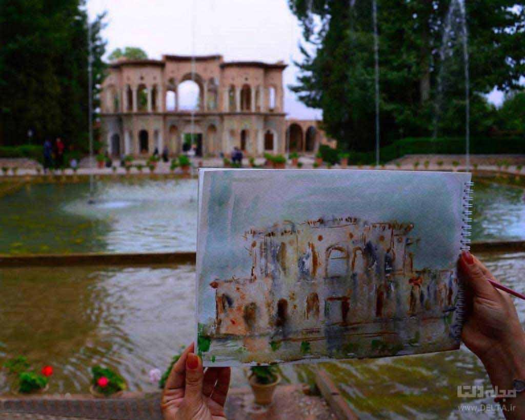 چهارباغ اصفهان