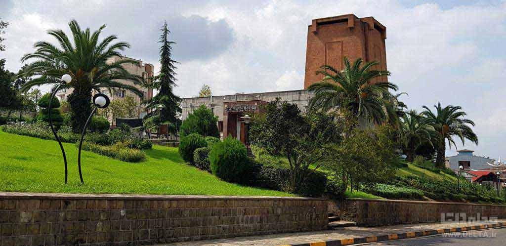 موزه چاي لاهيجان