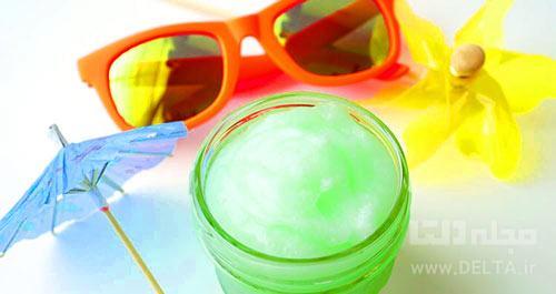 ضد آفتاب خوراکی