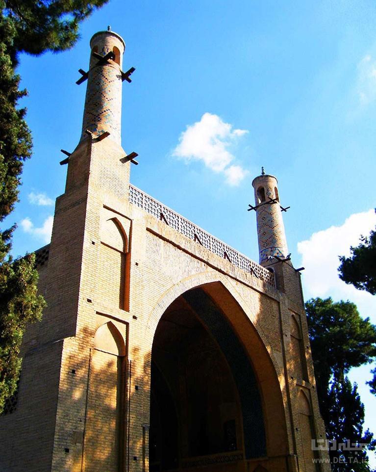 منارجنبان اصفهان