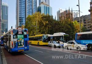 اتوبوس های رایگان