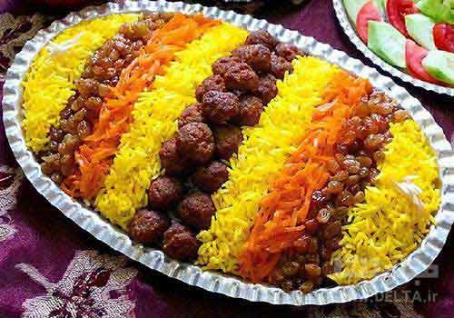 غذاي ايراني