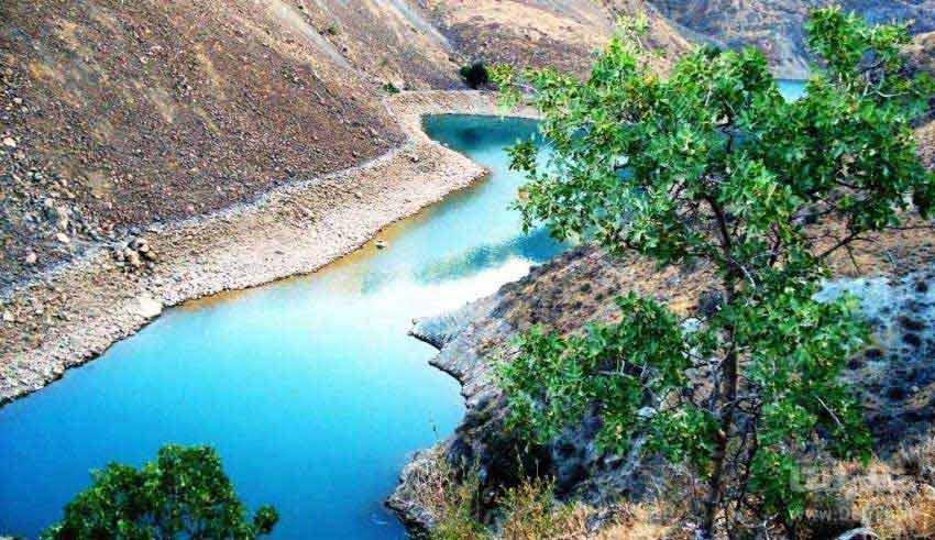درياچه كردآباد