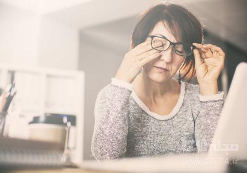 سلامت بینایی چشم