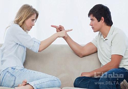 شروع یک رابطه عاطفی