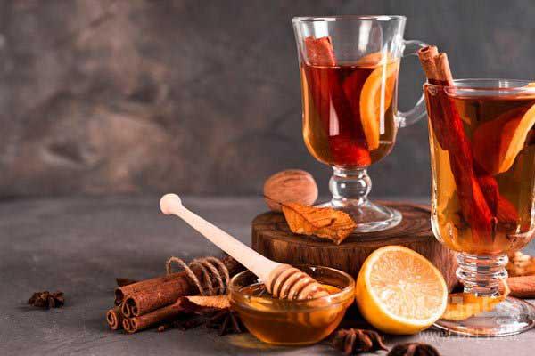 خواص-عسل-و-دارچین