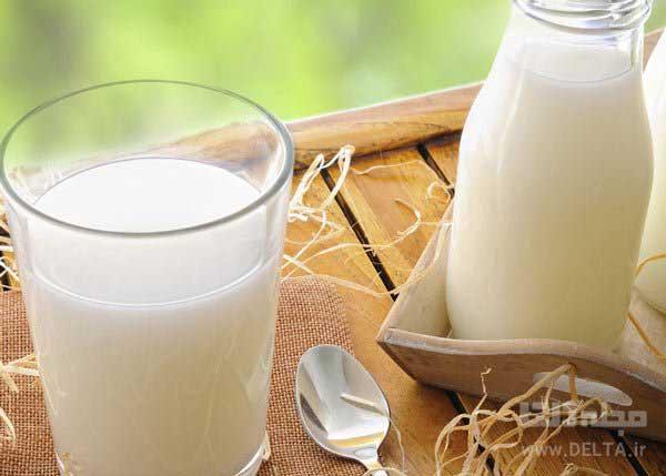 رژیم-شیر