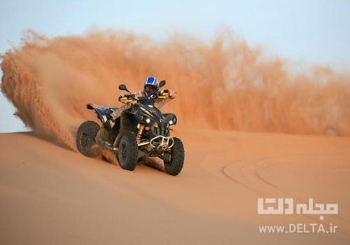 موتورهای چهار چرخ مصر