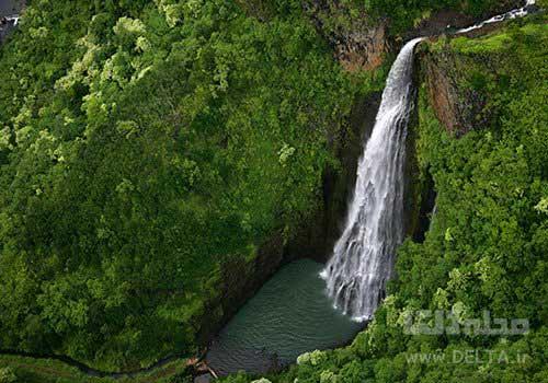 آبشارهای چهار محال و بختیاری