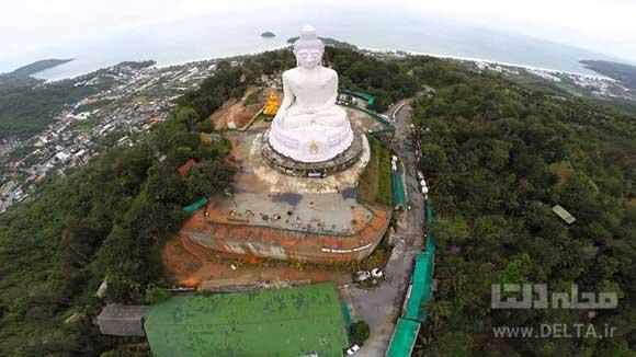 مجسمه بودا تایلند