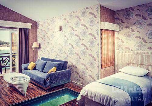 هتل جزیره