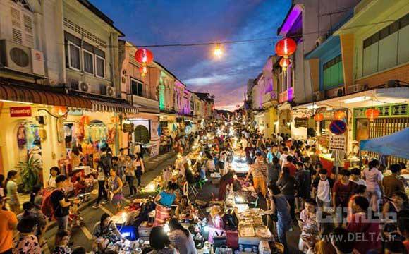 خیابان تایلند