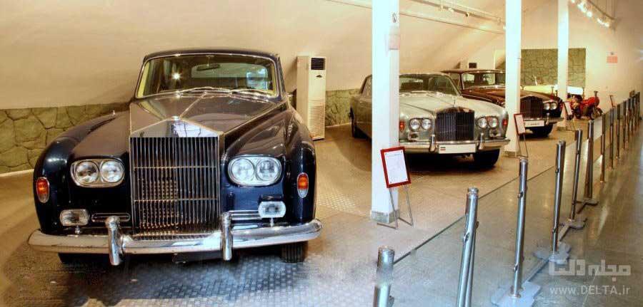 خودروهای سلطنتی
