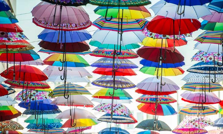 کوچه چتری تهران
