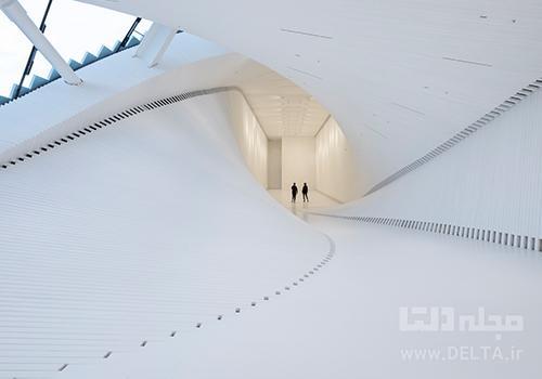 موزه مارپيچي در نروژ