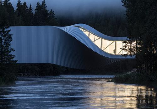 موزه مارپیچی در نروژ