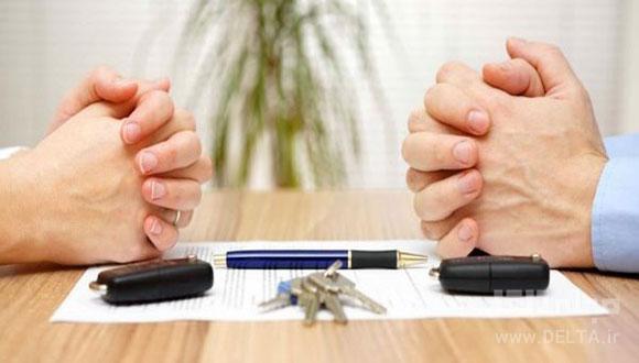 حکم ترک همسر در دوران عقد
