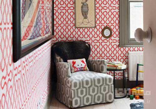 الگو در طراحی داخلی