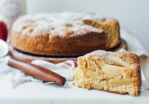 کیک قالبی